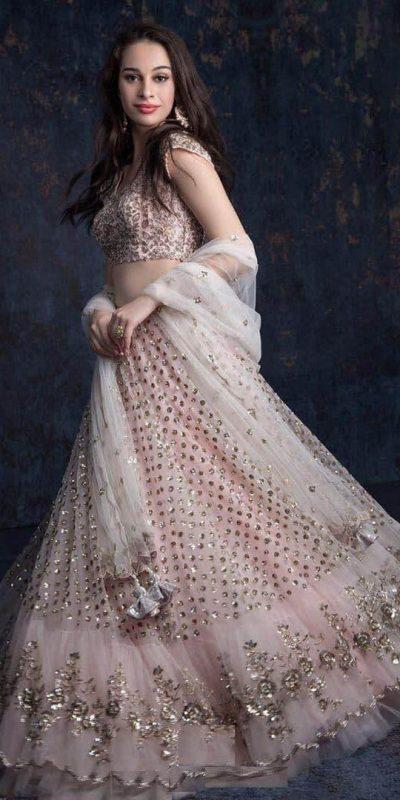 splendid-baby-pink-color-net-with-ruffle-party-wear-lehenga-choli