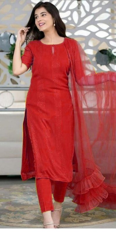 glorious-red-color-heavy-rayon-sequence-work-designer-salwar-suit