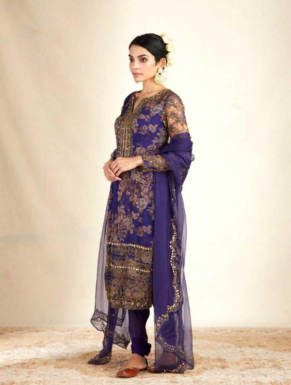 elegant-navy-blue-color-embroidery-sequence-work-salwar-suit