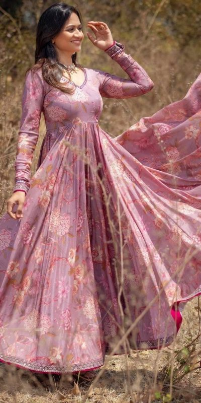 ideal-pink-color-georgette-with-digital-printed-fancy-gown