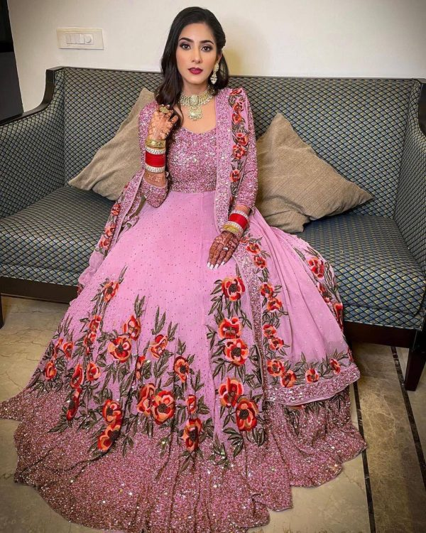 womens-pink-color-full-sequence-diamond-work-party-wear-gown