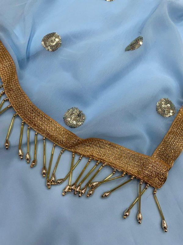yankita-kapoor-pretty-sky-blue-color-georgette-sequence-work-sharara-set