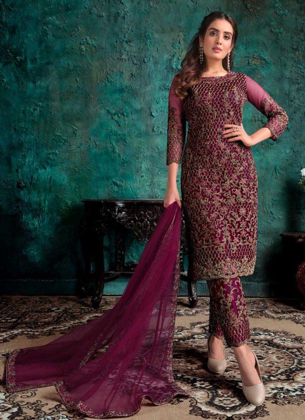 beauteous-wine-color-heavy-multi-hand-work-bridal-salwar-suit