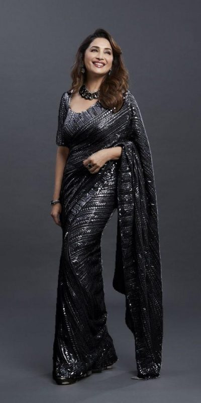 dreamy-Black-color-georgette-with-fancy-sequence-work-saree-copy