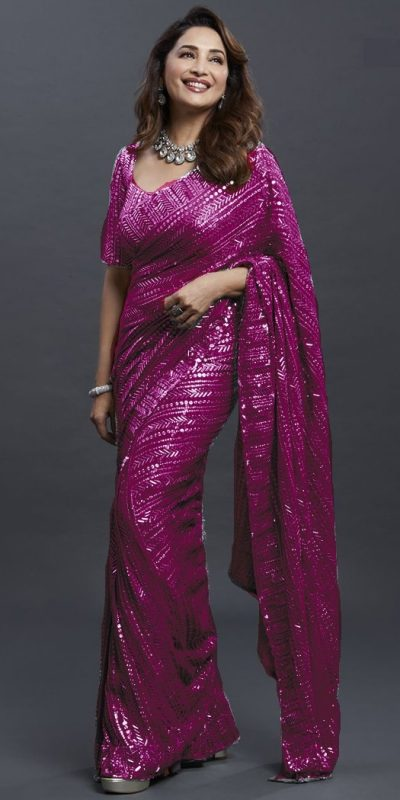 dreamy-Purple-color-georgette-with-fancy-sequence-work-saree-copy