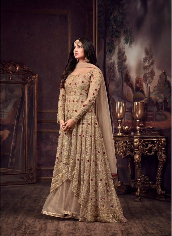 maisha-womens-wear-cream-color-heavy-net-embroidered-stone-work-sharara-suit