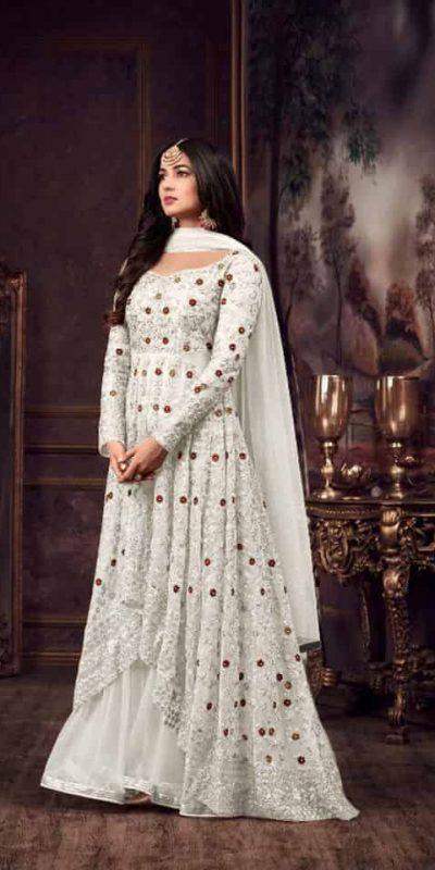 maisha-womens-wear-white-color-heavy-net-embroidered-stone-work-sharara-suit