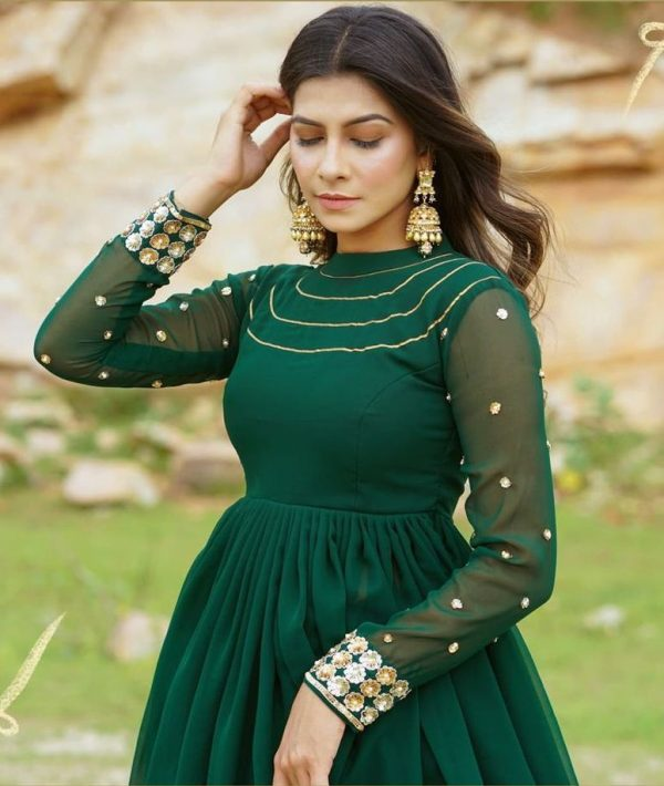 dreamy-green-color-fancy-sequence-with-ruffle-work-anarkali