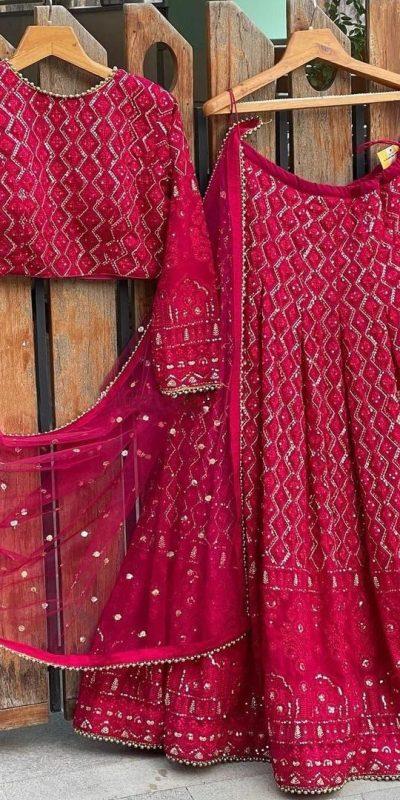 mesmerizing-pink-color-heavy-embroidery-work-lehenga-choli